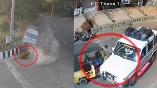 Terrible Accidents Caught on CCTV Cam - Live Accidents in India
