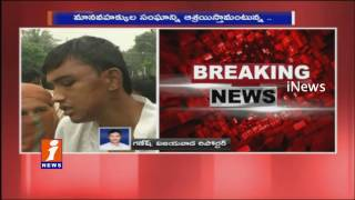 Girl Family Attacks Her Lover With iron Rods in Vijayawada iNews