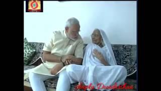 PM Narendra Modi In Gujarat On His Birthday, Meets Mother