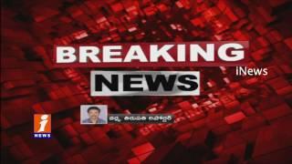 Flights Stopped in Renigunta Airport SpiceJet plane Damages Runway iNews