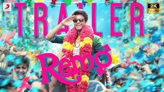 Remo Official Tamil Trailer  - Sivakarthikeyan, Keerthi Suresh - Anirudh Ravichander