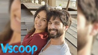 Shahid Kapoor & Mira Rajput Finally Named Their Daughter | Misha #VSCOOP