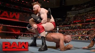Cesaro vs. Sheamus - Best of Seven Series Match No. 6: Raw, Sept. 19, 2016