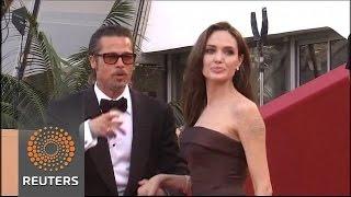 Angelina Jolie files for divorce from Brad Pitt