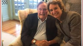 George Bush Voting for Hillary Clinton, a Kennedy Says