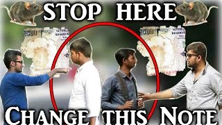 Trolling strangers for money - Pranks in India 2016 - Unglibaaz