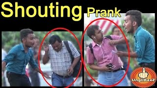 Shouting Ghabra Kyu Rahe Ho Scare Pranks in India 2016 - Unglibaaz - Cr. zara hut kay