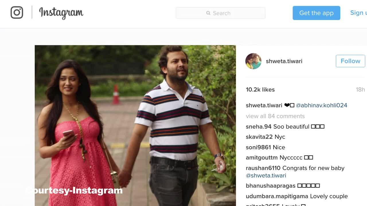 Shweta Tiwari enjoying her PREGGY time