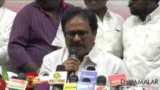 Thirunavukkarasu slams Karnataka over Cauvery Issue