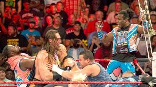 The World Star video that happened on Raw