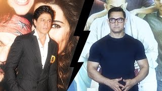 Shah Rukh Khan & Aamir Khan-Cold War - Nawazuddin Siddiqui-Freaky Ali   Harshvardhan Kapoor - Mirzya