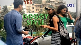Asking Indian Girls For Doggy Style Pranks In India- Tango Tube