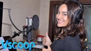 Sonakshi Sinha To Mark Her Debut At A singing concert - VSCOOP
