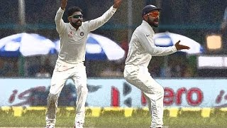 LIVE Cricket Score, IND vs NZ 2016: 1st Test, Day 3 :NZ  220/5