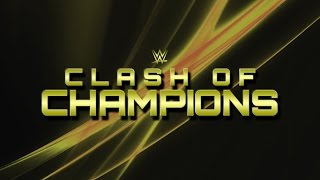 Complete WWE Clash of Champions PPV Results!