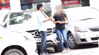 SUPERCARS GOLD DIGGER EXPOSED PRANKS IN INDIA