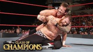 Chris Jericho vs. Sami Zayn: WWE Clash of Champions 2016 on WWE Network