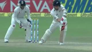 Recap of India vs New Zealand 1st Test- 2016/500th test