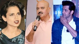 Rakesh Roshan Breaks Silence Over Hrithik Roshan And Kangana Ranaut Spat!