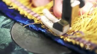 Ottoman Saphire Sofa by LA SOROGEEKA HD - La Sorogeeka