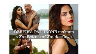 Deepika Padukone XXX The Return of Xander Cage inspired Makeup Tutorial