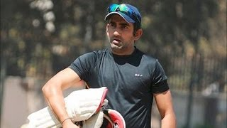India vs New Zealand - 2nd Test - Gautam Gambhir Tweets On His Comeback After 2 Years in Team India