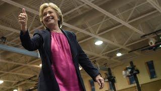 Hillary Clinton: Trump didn't prepare for debate