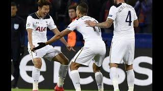 Tottenham vs CSKA Moscow 1-0 - Goals & Highlights - UEFA Champions League 2016