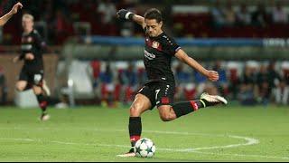 Chicharito vs AS Monaco Away - UEFA Champions League 2016