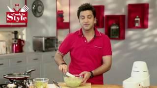 Chef Kunal Kapoor's Pesarattu