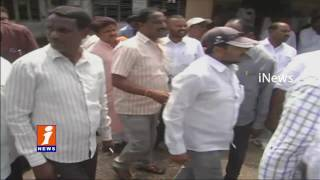 Cotton Farmers Clash With Ginning Mill Owners At Adilabad Collectors Meeting | iNews