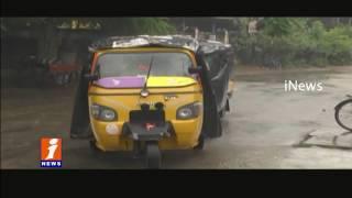 Heavy Rains Continue In Vijayanagaram District -  INews