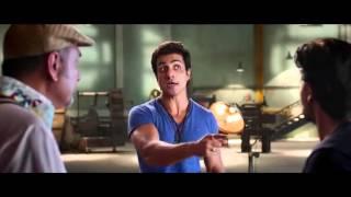 HD Happy New Year Official Trailer - Vishwa Gujarat