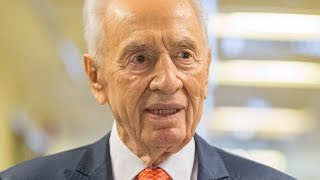 """Shimon Peres, a workaholic """"who loved to dance"""""""