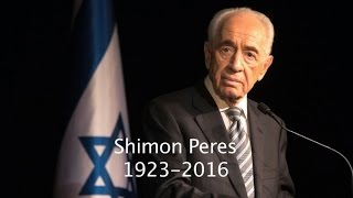 Israeli ex-president and Nobel laureate Shimon Peres dies