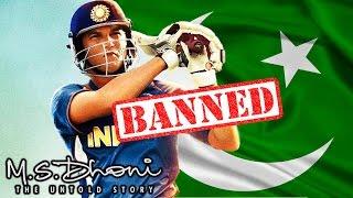 Pakistan BANS Sushant Rajput's MS Dhoni Biopic - Is It A REVENGE?