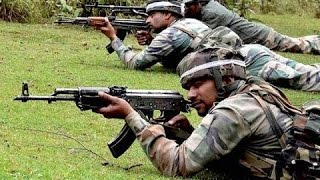 Indian army surgical strike in pok exclusive video