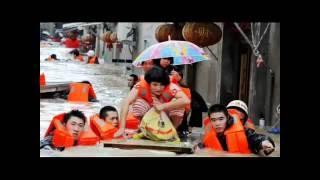 32 missing in China landslides triggered by Typhoon Megi