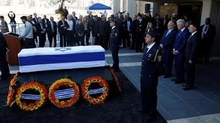 Shimon Peres' funeral to be held at Mount Herzl in Jerusale