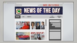 News of the day 5/11/2014 - Vishwa Gujarat