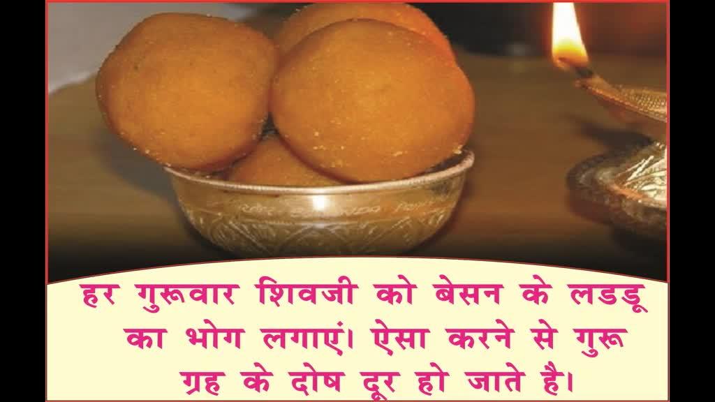 Astrology Tips for Jupiter. #AcharyaAnujJain शुभ, लाभ, सौभाग्य लाते है गु&