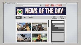 English News of the day 29/11/2014-Vishwa Gujarat