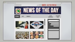 News of the day 4/12/2014 - Vishwa Gujarat
