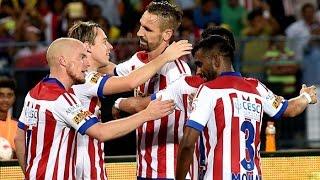 ISL 2016 : Atletico de Kolkata vs Chennaiyin FC & Match Result