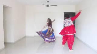 Garba Steps for Navratri (Devesh Mirchandani)