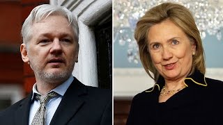 Hillary Clinton suggested taking out Wikileaks founder Julian Assange with drone: Report