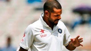 India v/s New Zealand: Shikhar Dhawan's injury makes way for Karun Nair