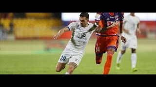 FC Pune City Vs Mumbai City FC: ISL 2016 Highlights