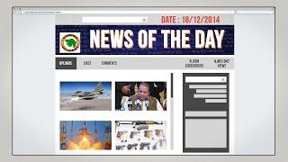 English News of the Day - 18/12/2014-Vishwa Gujarat