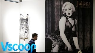 Marilyn Monroe's Cloths On Auction - VSCOOP